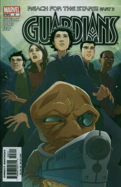 Guardians #3 comic books for sale