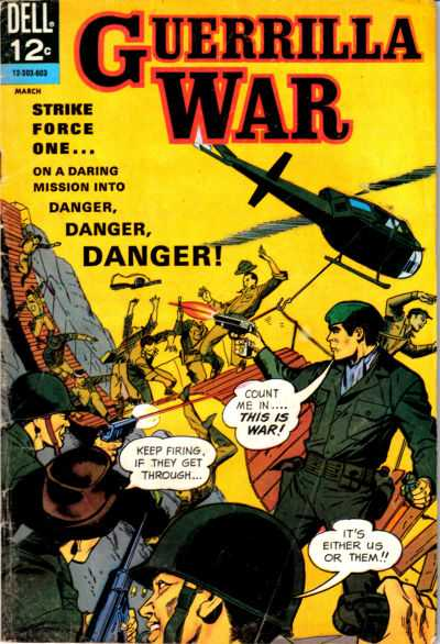 Guerrilla War #14 comic books for sale