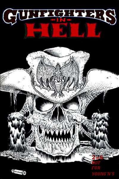 Gunfighters in Hell #2 comic books for sale