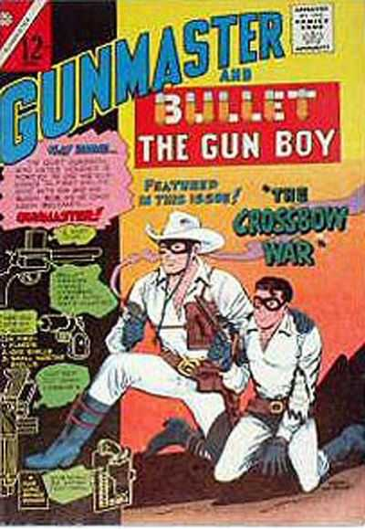 Gunmaster #88 comic books for sale