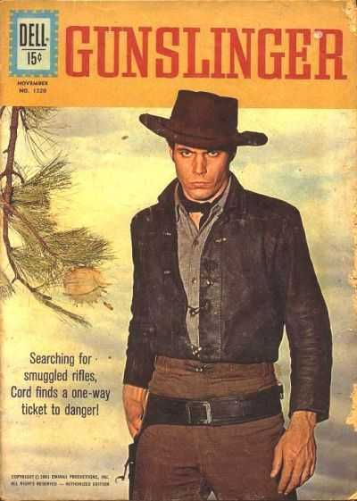 Gunslinger comic books