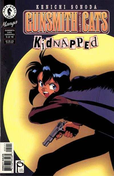 Gunsmith Cats: Kidnapped #5 Comic Books - Covers, Scans, Photos  in Gunsmith Cats: Kidnapped Comic Books - Covers, Scans, Gallery