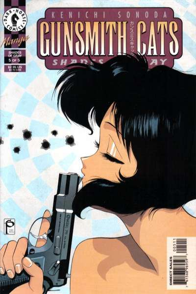 Gunsmith Cats: Shades of Gray #5 comic books for sale