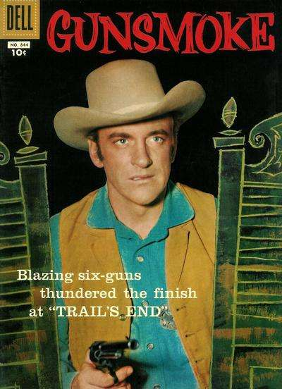 Gunsmoke #5 Comic Books - Covers, Scans, Photos  in Gunsmoke Comic Books - Covers, Scans, Gallery