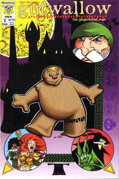 Gutwallow comic books