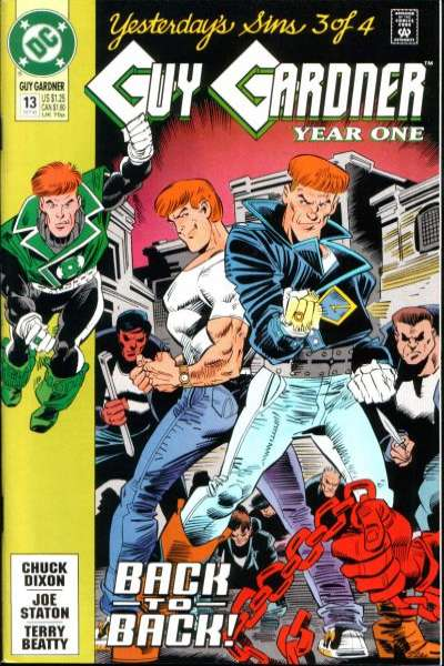 Guy Gardner #13 comic books for sale