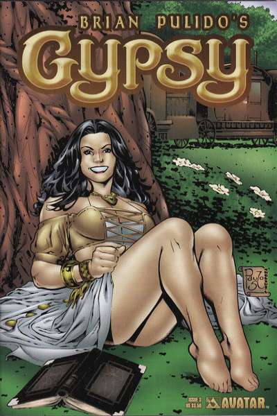 Gypsy #3 comic books for sale