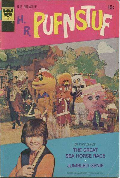 H.R. Pufnstuf #7 Comic Books - Covers, Scans, Photos  in H.R. Pufnstuf Comic Books - Covers, Scans, Gallery