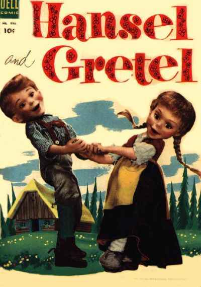 Hansel & Gretel #1 comic books - cover scans photos Hansel & Gretel #1 comic books - covers, picture gallery