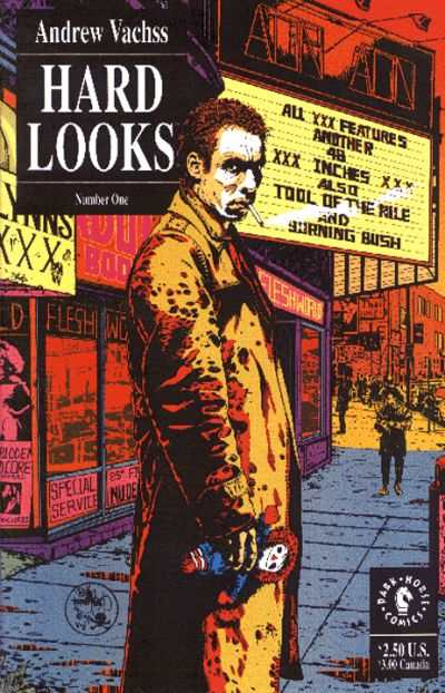Hard Looks Comic Books. Hard Looks Comics.