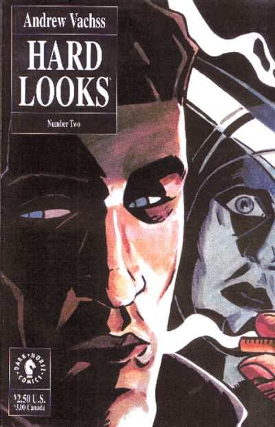Hard Looks #2 comic books - cover scans photos Hard Looks #2 comic books - covers, picture gallery