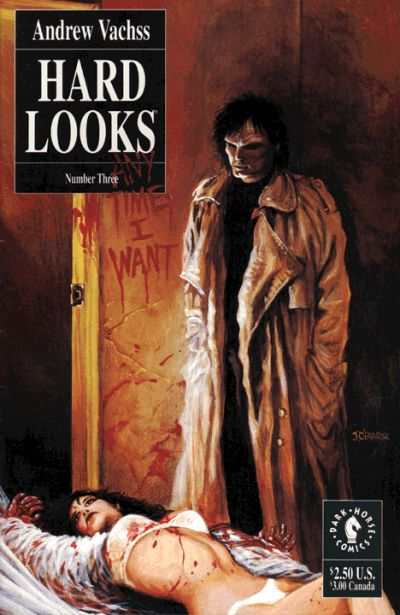 Hard Looks #3 comic books for sale