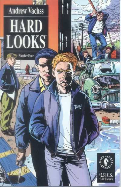 Hard Looks #4 comic books - cover scans photos Hard Looks #4 comic books - covers, picture gallery