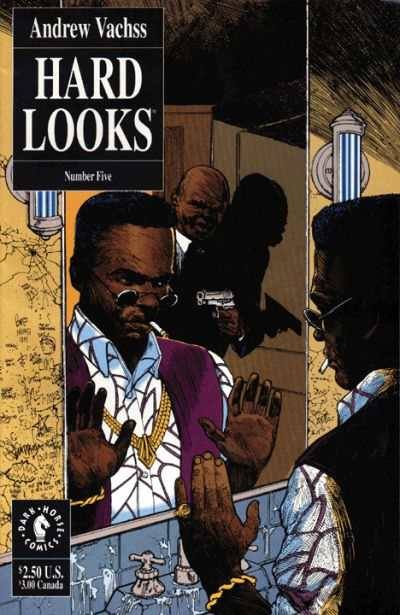 Hard Looks #5 comic books for sale