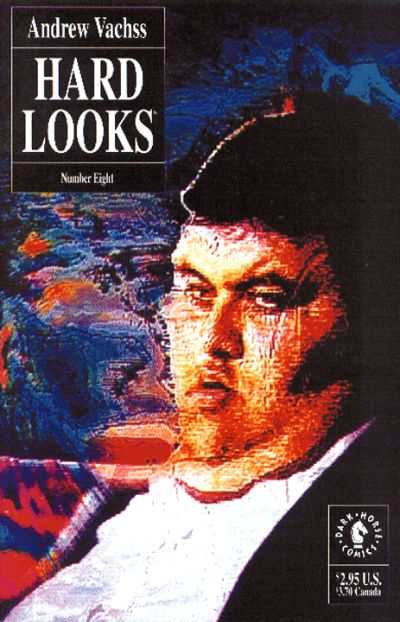 Hard Looks #8 comic books - cover scans photos Hard Looks #8 comic books - covers, picture gallery