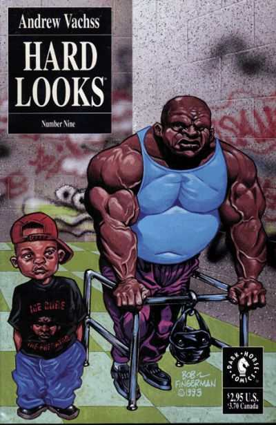 Hard Looks #9 comic books for sale