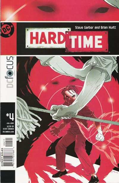 Hard Time #4 comic books - cover scans photos Hard Time #4 comic books - covers, picture gallery
