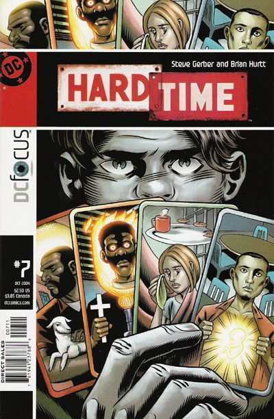 Hard Time #7 comic books - cover scans photos Hard Time #7 comic books - covers, picture gallery