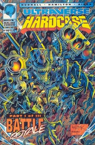Hardcase #16 Comic Books - Covers, Scans, Photos  in Hardcase Comic Books - Covers, Scans, Gallery
