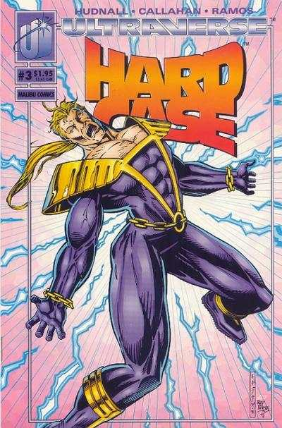 Hardcase #3 cheap bargain discounted comic books Hardcase #3 comic books