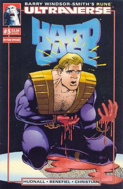 Hardcase #5 comic books - cover scans photos Hardcase #5 comic books - covers, picture gallery