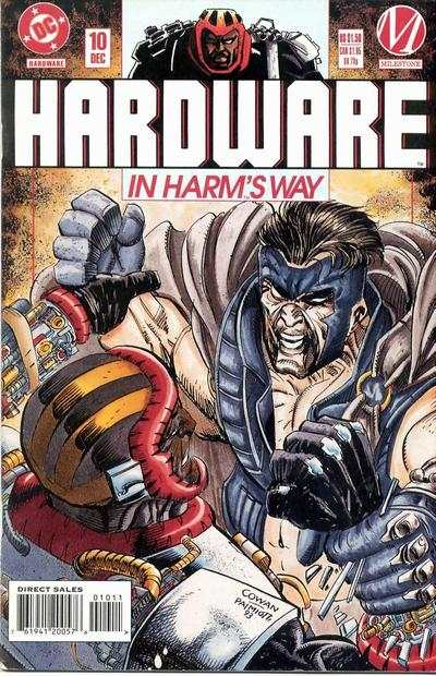 Hardware #10 comic books - cover scans photos Hardware #10 comic books - covers, picture gallery