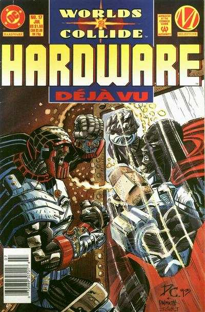 Hardware #17 comic books - cover scans photos Hardware #17 comic books - covers, picture gallery
