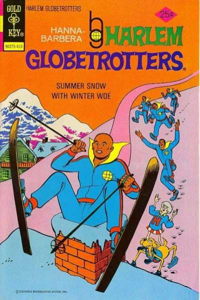 Harlem Globetrotters #11 comic books for sale