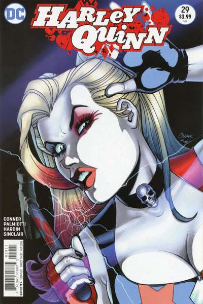Harley Quinn #29 comic books for sale