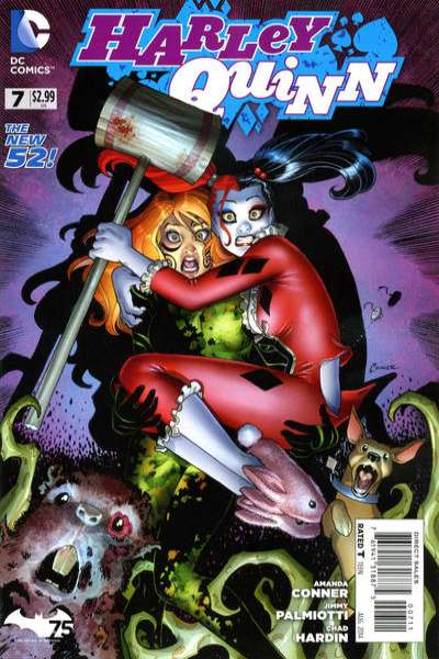 Harley Quinn #7 Comic Books - Covers, Scans, Photos  in Harley Quinn Comic Books - Covers, Scans, Gallery