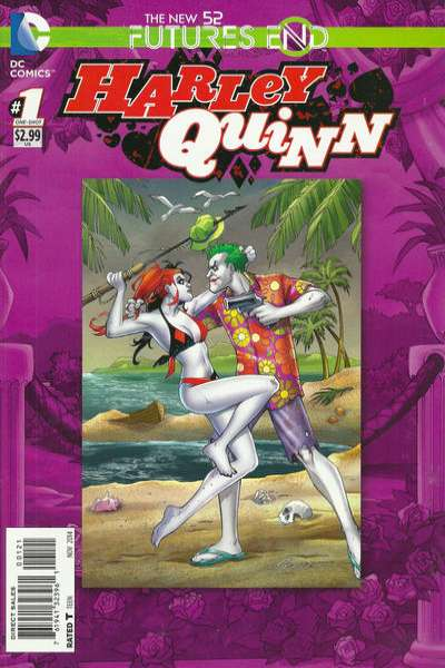 Harley Quinn: Futures End Comic Books. Harley Quinn: Futures End Comics.