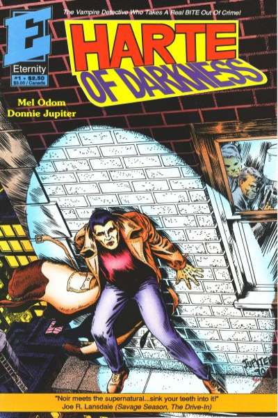 Harte of Darkness comic books