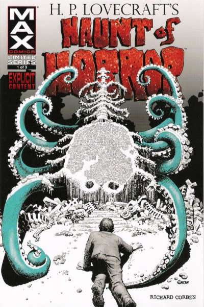 Haunt of Horror: Lovecraft #1 Comic Books - Covers, Scans, Photos  in Haunt of Horror: Lovecraft Comic Books - Covers, Scans, Gallery