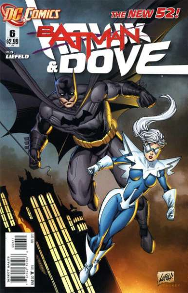 Hawk & Dove #6 comic books - cover scans photos Hawk & Dove #6 comic books - covers, picture gallery