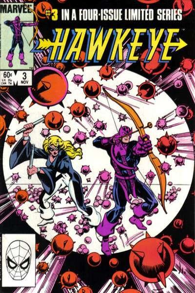 Hawkeye #3 comic books for sale