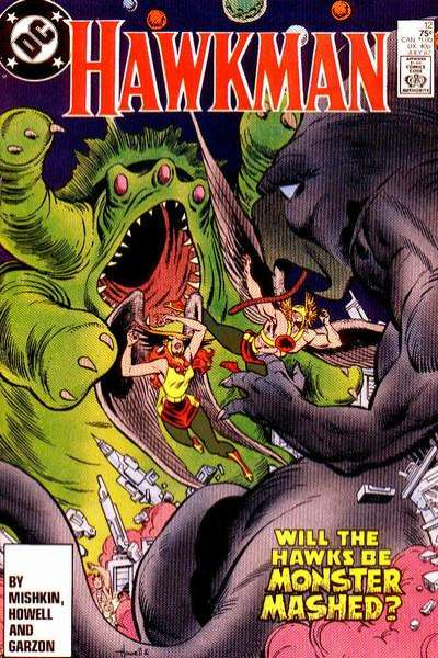 Hawkman #12 Comic Books - Covers, Scans, Photos  in Hawkman Comic Books - Covers, Scans, Gallery