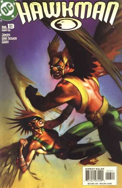 Hawkman #13 Comic Books - Covers, Scans, Photos  in Hawkman Comic Books - Covers, Scans, Gallery