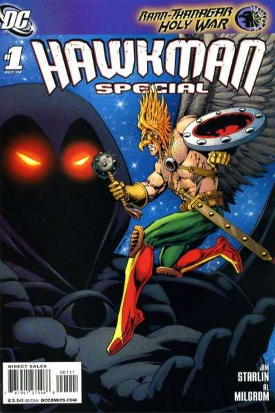 Hawkman #1 comic books for sale