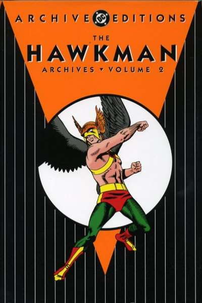 Hawkman Archives - Hardcover #2 comic books - cover scans photos Hawkman Archives - Hardcover #2 comic books - covers, picture gallery