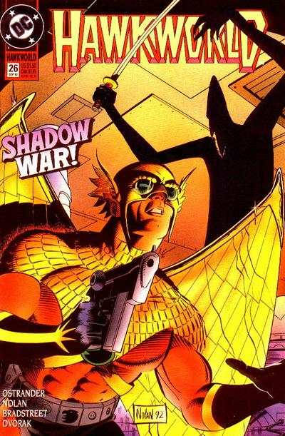 Hawkworld #26 comic books for sale