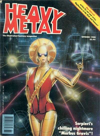 Heavy Metal: Volume 12 comic books