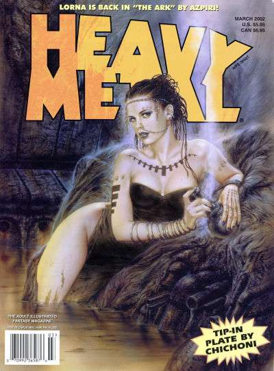 Heavy Metal: Volume 26 comic books