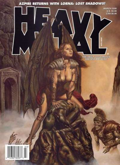 Heavy Metal: Volume 30 comic books