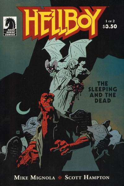 Hellboy: The Sleeping and the Dead comic books