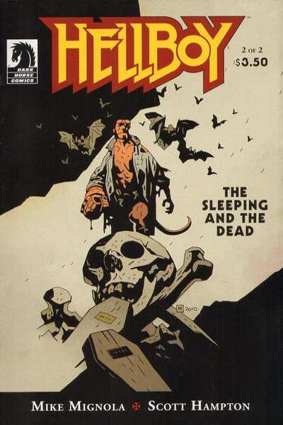 Hellboy: The Sleeping and the Dead #2 Comic Books - Covers, Scans, Photos  in Hellboy: The Sleeping and the Dead Comic Books - Covers, Scans, Gallery