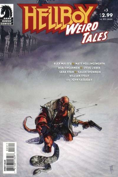 Hellboy: Weird Tales #3 Comic Books - Covers, Scans, Photos  in Hellboy: Weird Tales Comic Books - Covers, Scans, Gallery