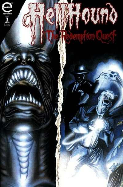 Hellhound: The Redemption Quest #1 comic books for sale