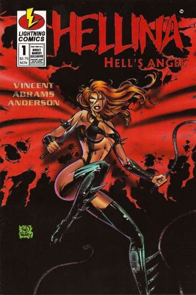 Hellina: Hell's Angel #1 comic books for sale