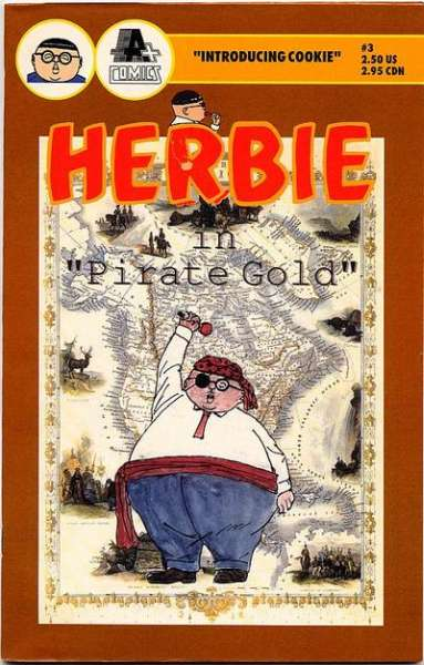 Herbie #3 Comic Books - Covers, Scans, Photos  in Herbie Comic Books - Covers, Scans, Gallery