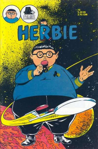 Herbie #6 Comic Books - Covers, Scans, Photos  in Herbie Comic Books - Covers, Scans, Gallery